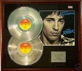 Bruce Springsteen -The River- Platinum - Dble LP+cover